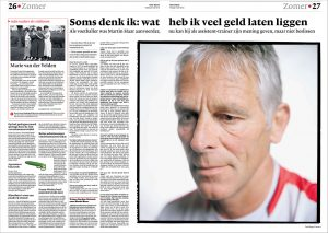 Martin Haar in nrc next by Roger Cremers 2010