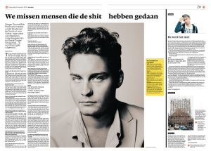 Douwe Bob in NRC Next