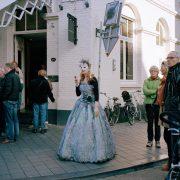 Nederland, Maastricht, 11-11-2012 Opening van het carnaval seizoen op het Vrijthof in Maastricht. Talloze artiesten treden de hele dag op. PHOTO AND COPYRIGHT ROGER CREMERS