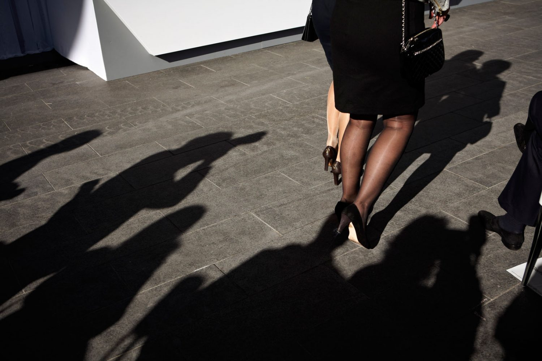 Stedelijk museum benen