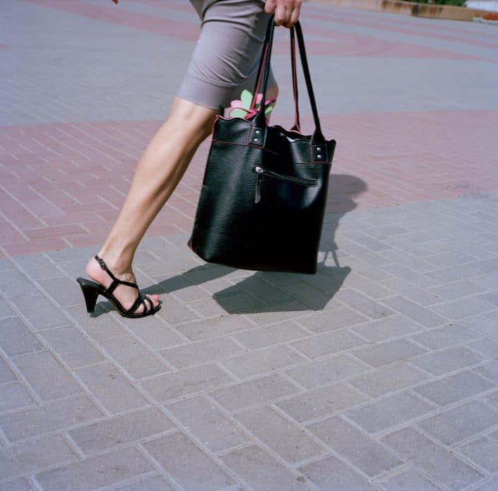 Russia, Volgograd, 03-09-2013 Beautiful high heeled woman legs in the streets of Volgograd PHOTO AND COPYRIGHT ROGER CREMERS