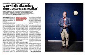 Gerard 't Hooft in de groene amsterdammer