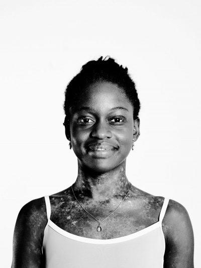 Dancer Michaela DePrince by Roger Cremers 2014