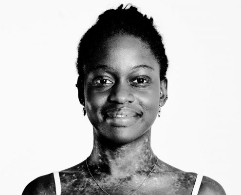 Dancer Michaela DePrince by Roger Cremers 2014