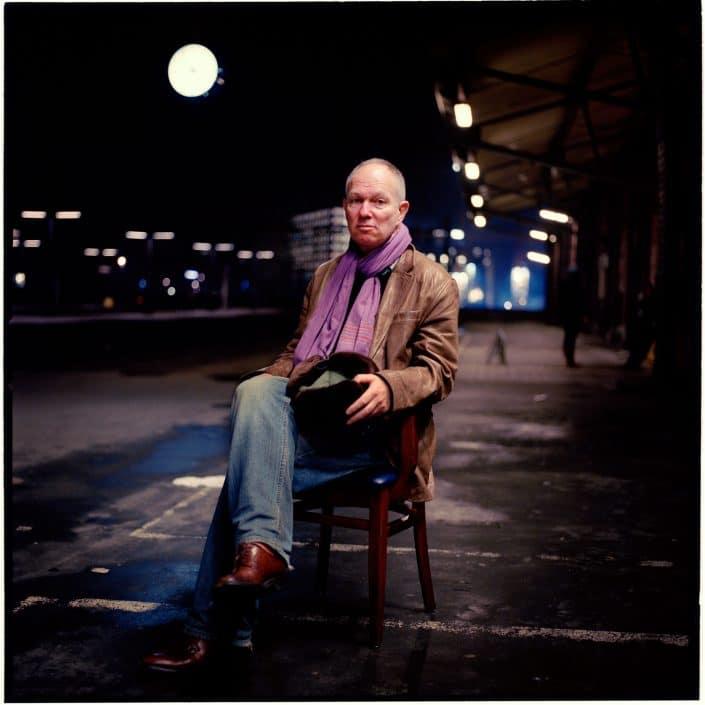 Ian Buruma by Roger Cremers 2008
