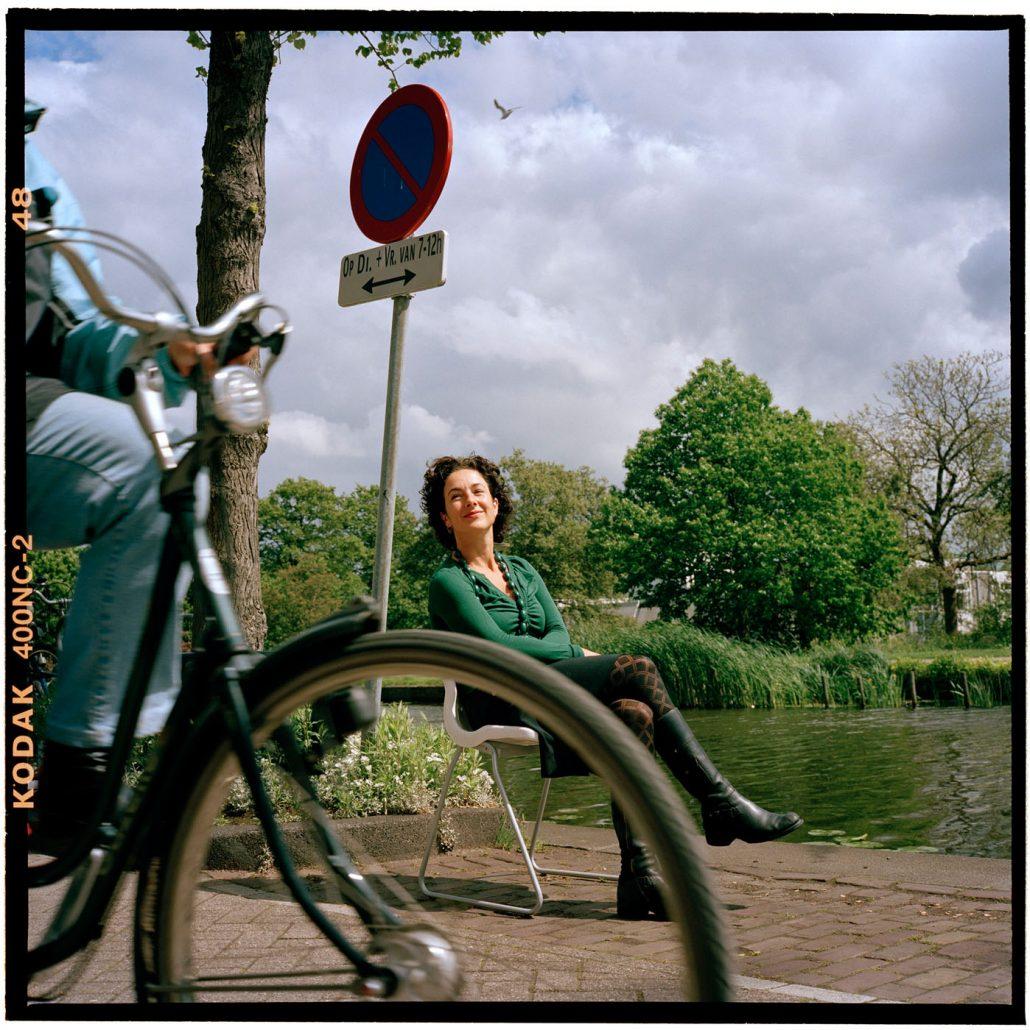 Femke Halsema by Roger Cremers 2007