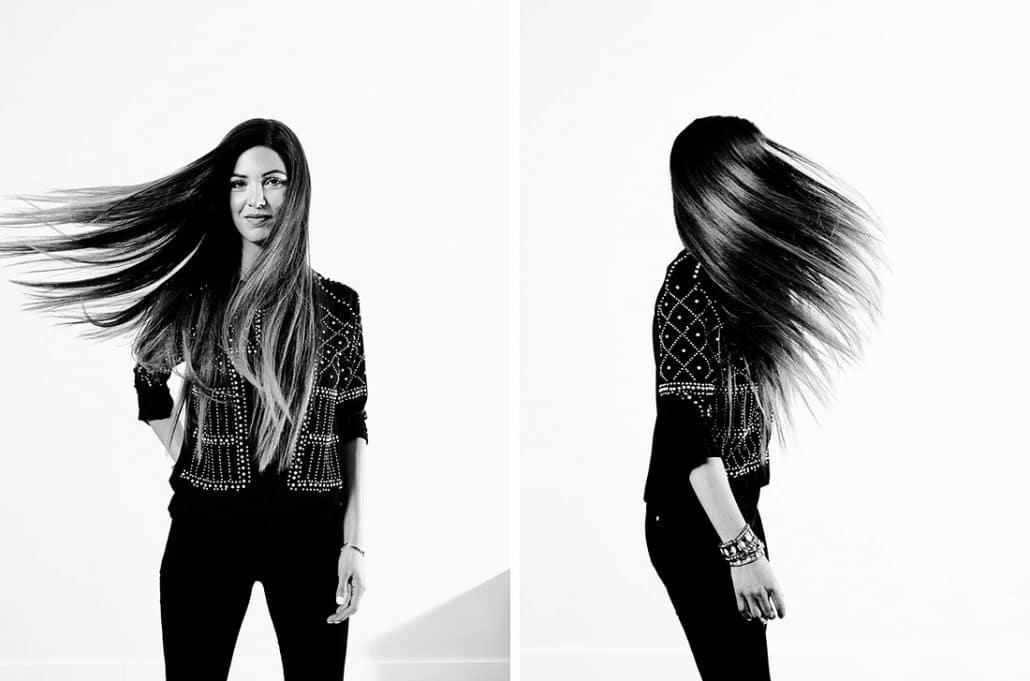 Nederland, Almere, 23-06-2014 Negin Mirsalehi. Binnen twee jaar groeide ze uit tot Neerlands grootste blogger en Instagram-koningin. PHOTO AND COPYRIGHT ROGER CREMERS