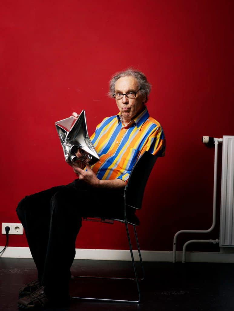 Walter Lewin by Roger Cremers 2012