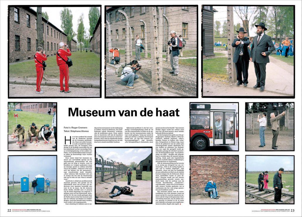 Museum van de Haat by Roger Cremers NRC Handelsblad
