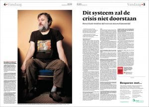 Slavoj Zizek in nrc next