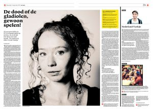 Annemarie de Bruijn in nrc next 2012