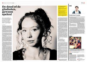 Annemarie de Bruijn in nrc next 2012