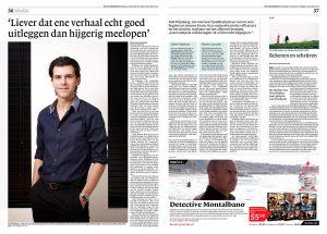 Rob WIjnberg in NRC Handelsblad
