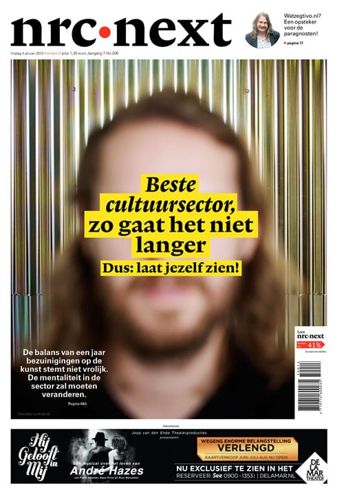 Frank Ammerlaan in nrc next by roger cremers