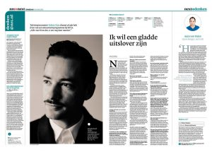 Valerio Zeno in nrc next