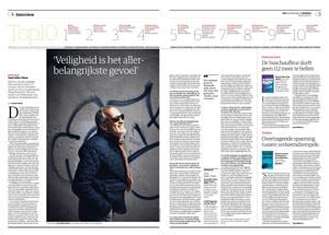 Jussi Adler-Olsen in nrc handelsblad