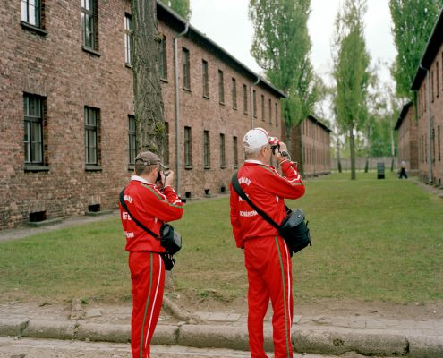 Auschwitz 2008 by Roger Cremers