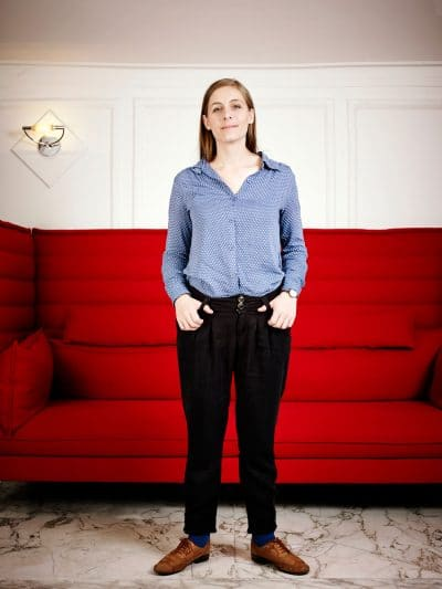 Eleanor Catton by Roger Cremers 2014
