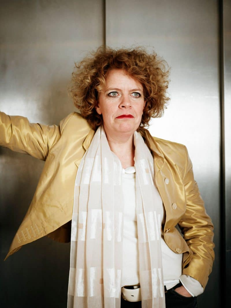Brigitte Kaandorp by Roger Cremers 2011