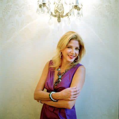 Candace Bushnell (1 December 1958) Amerikaans Schrijver en columniste bekend van 'Sex and the City' PHOTO AND COPYRIGHT ROGER CREMERS