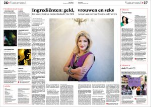 Candace Bushnell in nrc next