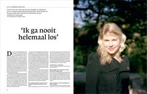 France Treur in NRC Weekblad