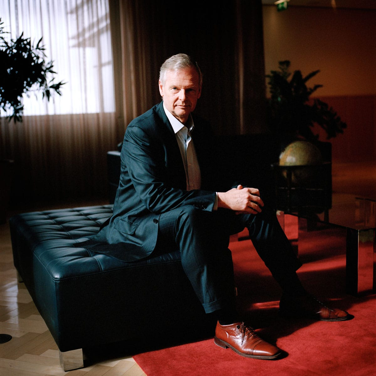 Gerard Kleisterlee, President en chief executive officer van Koninklijke Philips Electronics N.V. PHOTO AND COPYRIGHT ROGER CREMERS