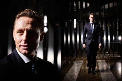 Nederland, Den Haag, 04-12-2014 Han ten Broeke, Nederlands politicus. Tweede Kamerlid voor de VVD. PHOTO AND COPYRIGHT ROGER CREMERS