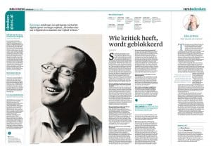 Rejo Zenger in nrc next