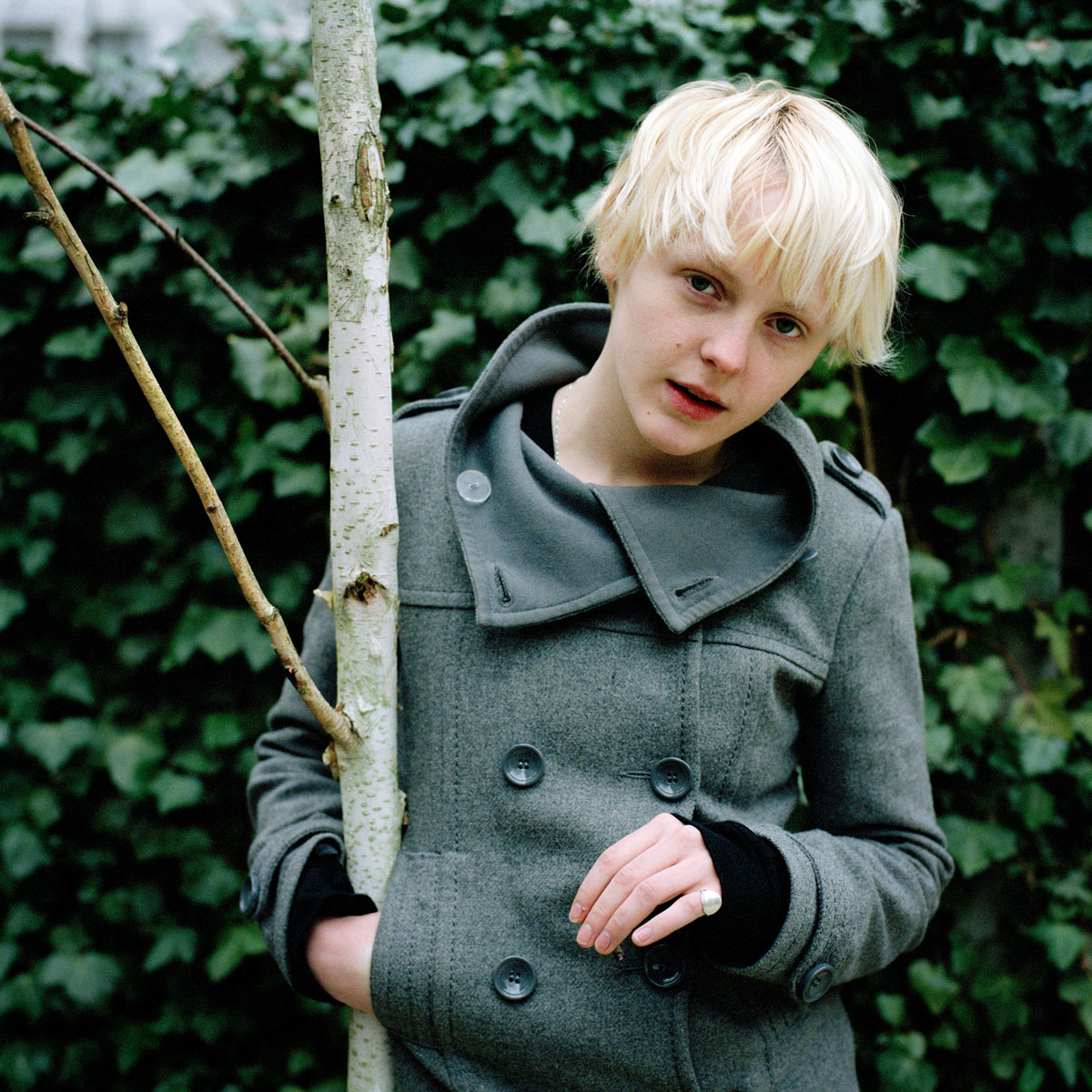 Laura Marling, 18 jarige Engelse singer/songwriter. PHOTO AND COPYRIGHT ROGER CREMERS