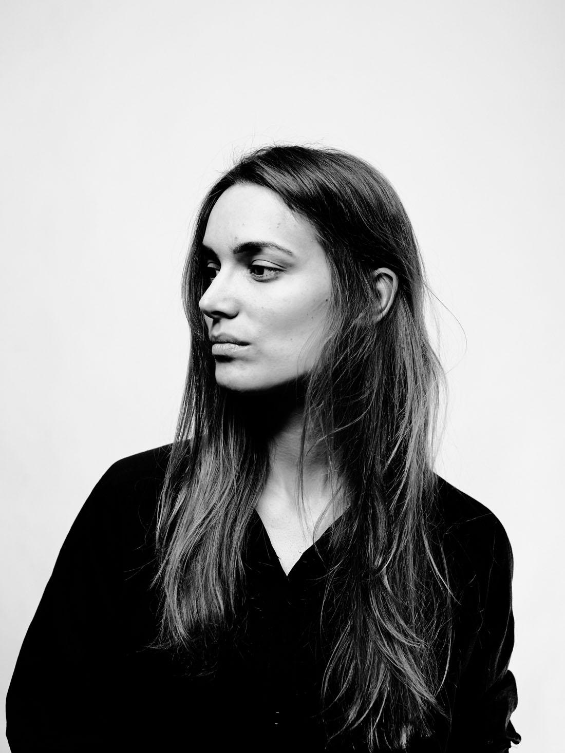 Lize Korpershoek, vormgeefster, model en columnist PHOTO AND COPYRIGHT ROGER CREMERS