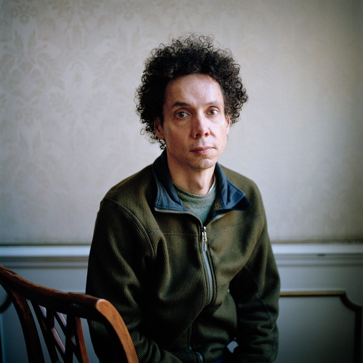 Malcolm Gladwell (born September 3, 1963) is a British-born Canadian journalist, author, and pop sociologist, based in New York City. He has been a staff writer for The New Yorker since 1996. He is best known as the author of the books The Tipping Point (2000), Blink (2005), and Outliers (2008). PHOTO AND COPYRIGHT ROGER CREMERS