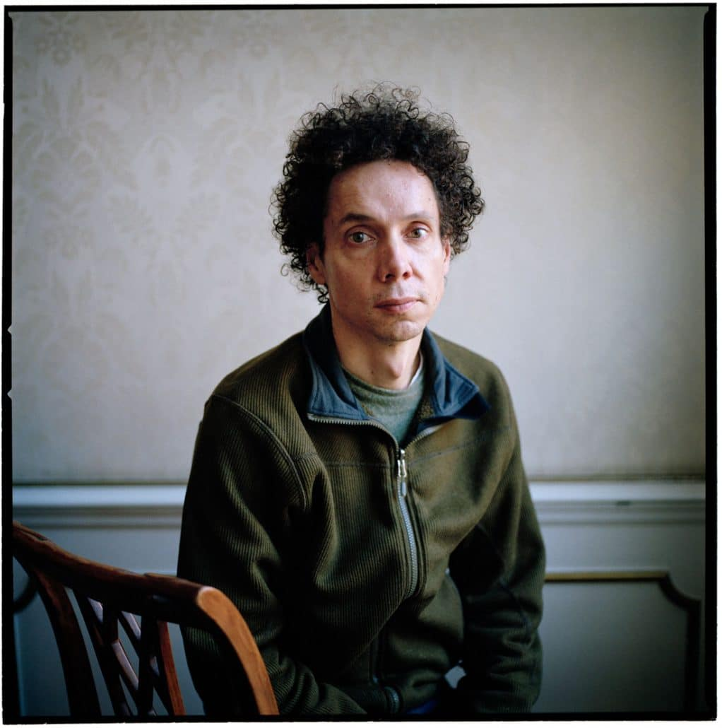 Malcolm Gladwell by Roger Cremers 2008
