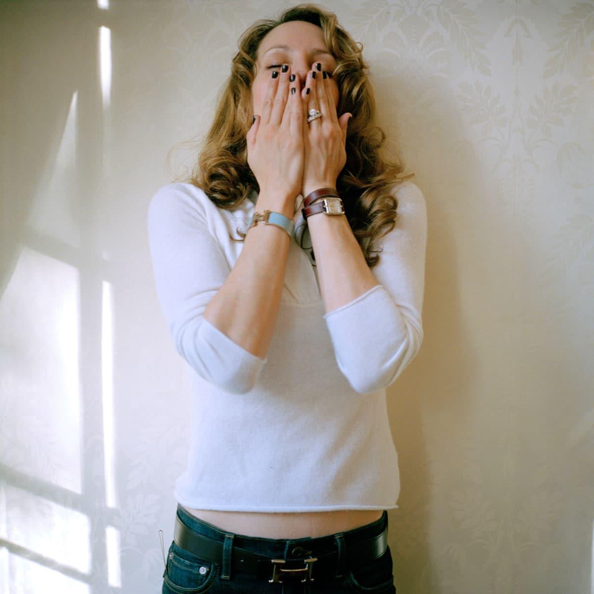 Marisha Pessl - schrijfster van 'Special Topics in Calamity Physics' PHOTO AND COPYRIGHT ROGER CREMERS