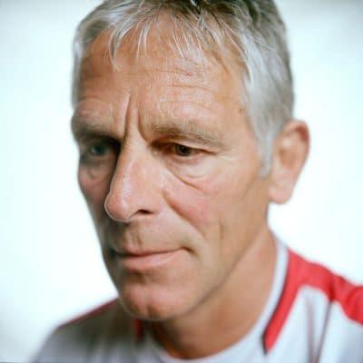 Martin Haar, Nederlandse voetbaltrainer en voormalig voetballer. PHOTO AND COPYRIGHT ROGER CREMERS