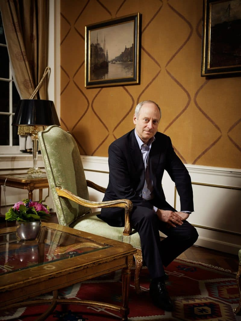 Michael J. Sandel by Roger Cremers