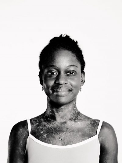 Michaela DePrince is a Sierra Leonean-American ballet dancer. Nationaal Ballet PHOTO AND COPYRIGHT ROGER CREMERS