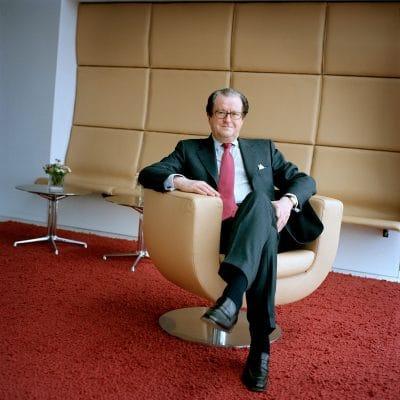 Michel Tilmant, voorzitter Raad van Bestuur ING Groep. Externe functies : Lid Raad van Commissarissen Katholieke Universiteit Leuven PHOTO AND COPYRIGHT ROGER CREMERS
