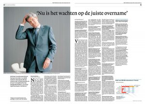 Dick Boer in NRC Handelsblad
