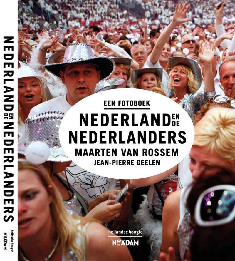 Nederland Nederlanders boek cover