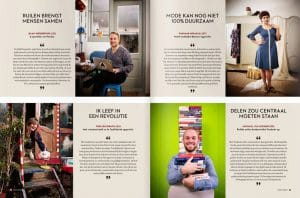One World Magazine Duurzame Jonge 100