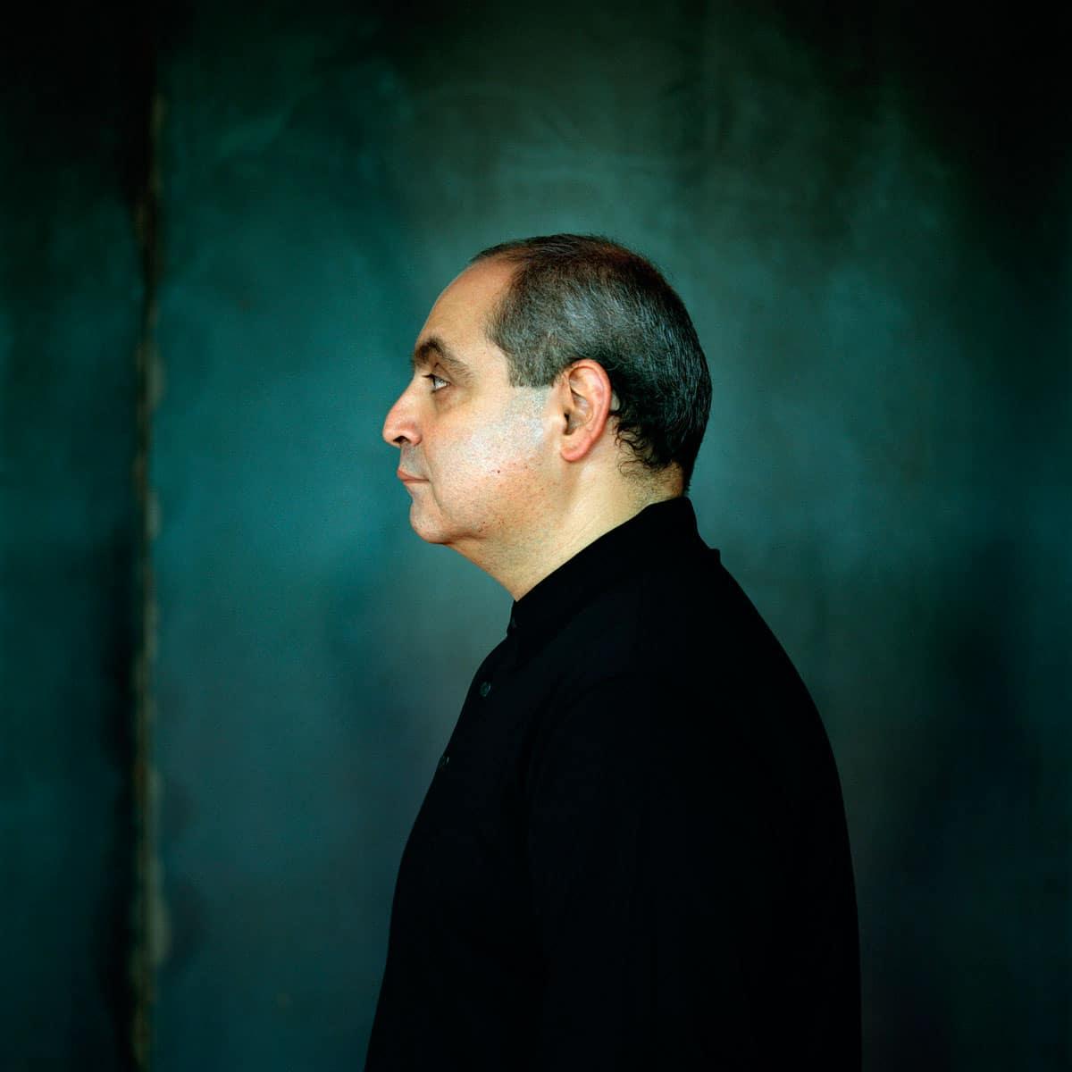 Pierre Audi. Frans-Libanese Opera-, toneel- en filmregisseur (geboren in Libanon 1957) woonachtig te Amsterdam. PHOTO AND COPYRIGHT ROGER CREMERS