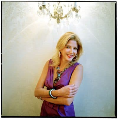 Candace Bushnell by Roger Cremers 2008