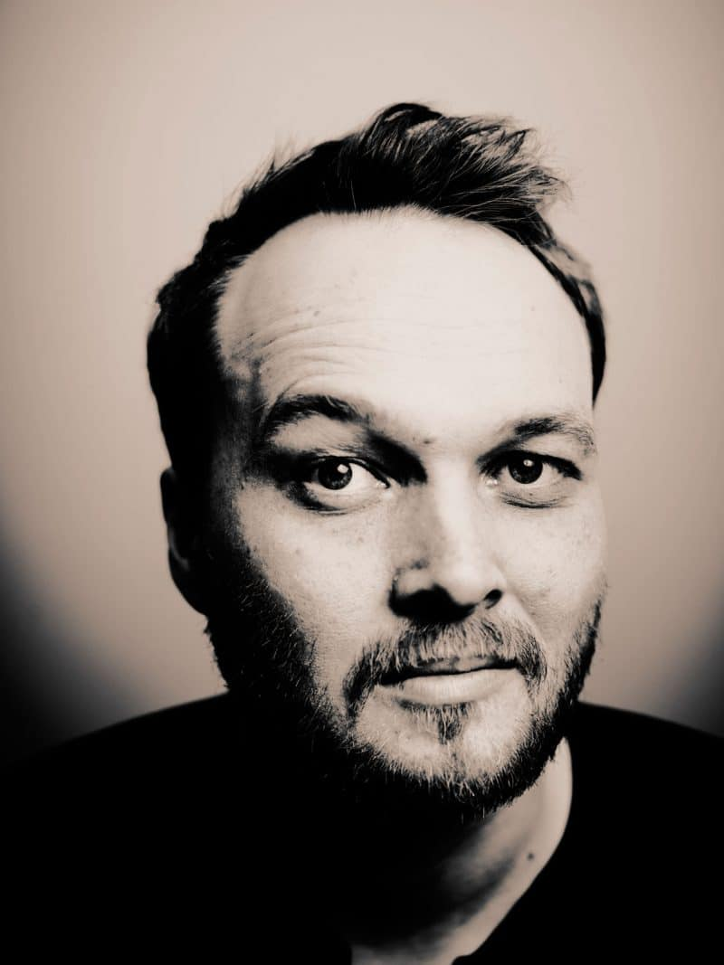 Arjen Lubach by Roger Cremers