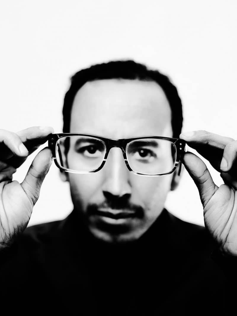 Yassine El Idrissi, filmmaker PHOTO AND COPYRIGHT ROGER CREMERS