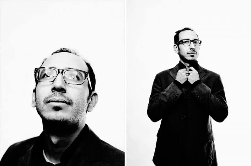 Yassine El Idrissi, filmmaker PHOTO AND COPYRIGHT ROGER CREMERS