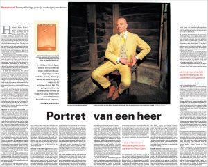 Tommy Wieringa in nrc handelsblad