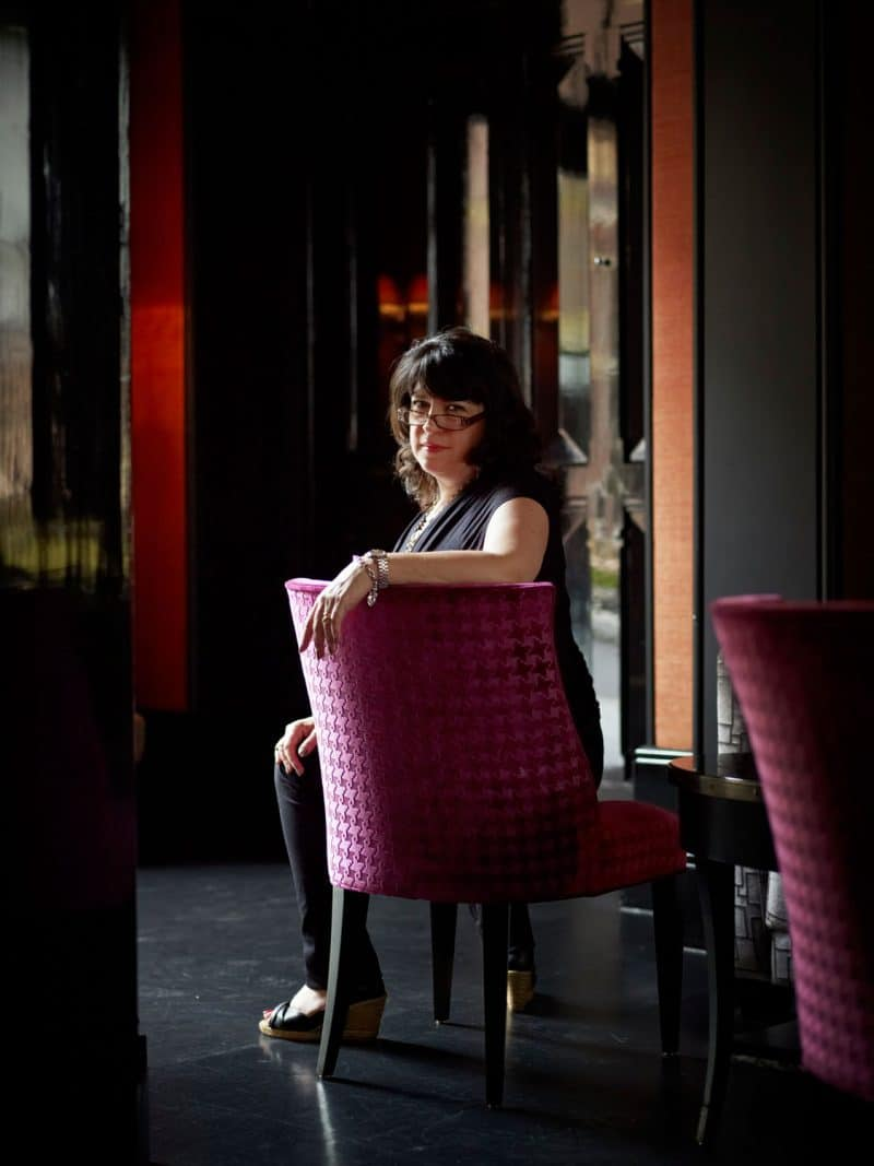 E.L. James by Roger Cremers 2012