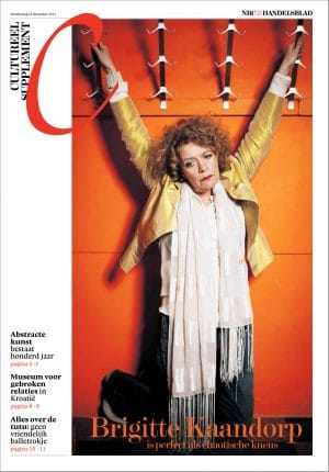 Brigitte Kaandorp in nrc handelsblad by Roger Cremers 2011