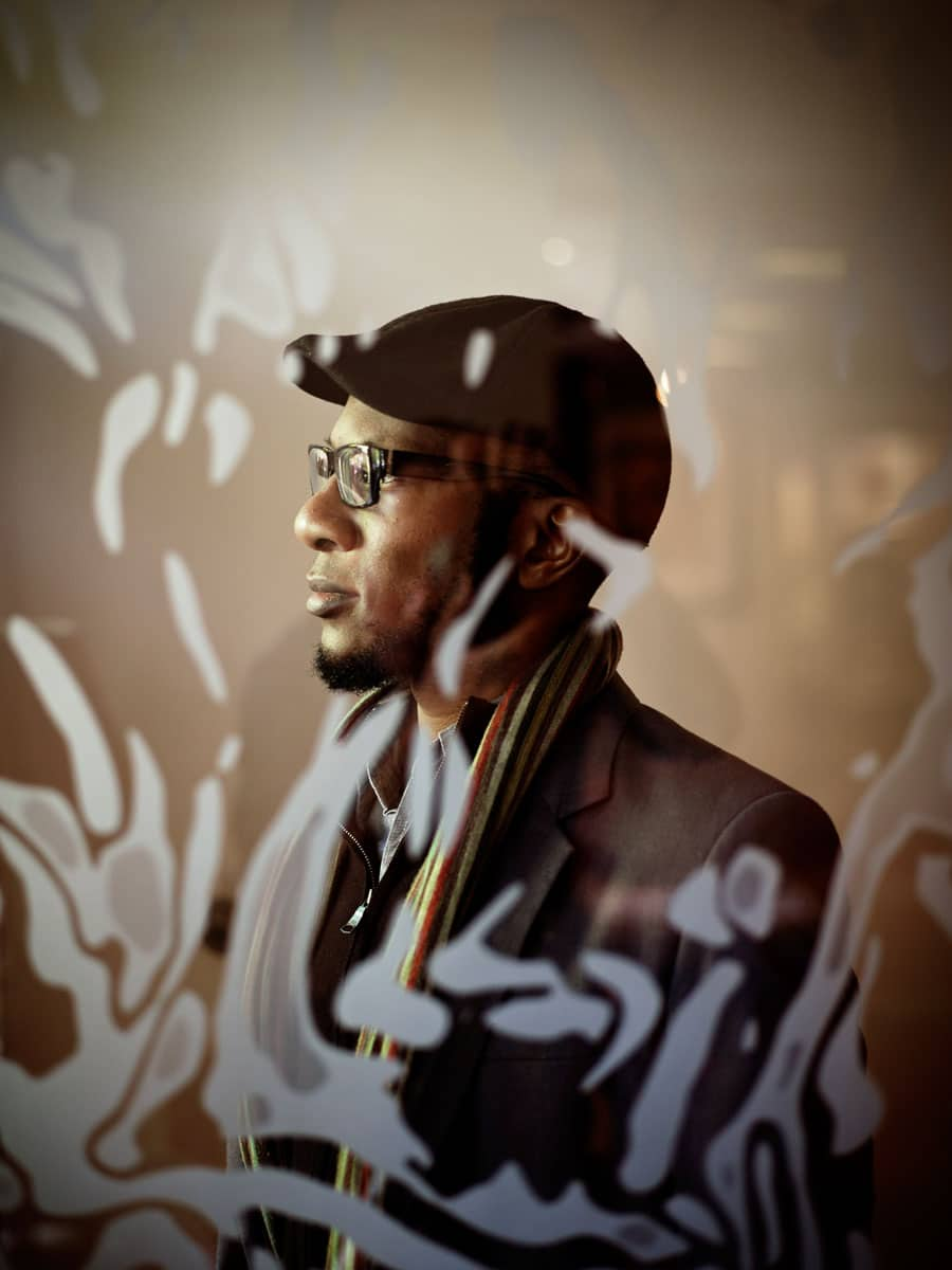 Teju Cole (born June 27, 1975) is a Nigerian-American writer, photographer, and art historian PHOTO AND COPYRIGHT ROGER CREMERS